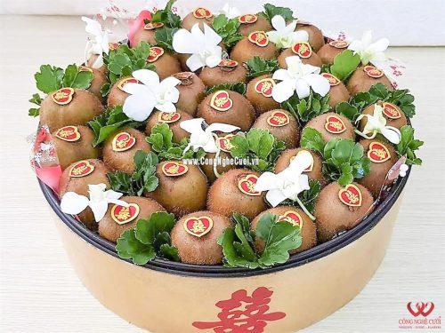 Quả trái cây KiWi - Mâm quả cưới hỏi