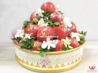 Quả táo đỏ - Mâm quả cưới hỏi