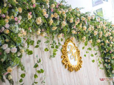 Tổ chức đám cưới trọn gói tại nhà